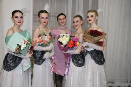 Образцово-художественный ансамбль классического танца