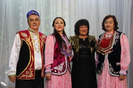 Концерт народного татаро-башкирского ансамбля «Юллар», посвященный мусульманскому празднику Рамадан._21